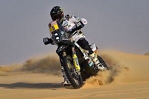 Dakar 2020, Stage 11: Quintanilla cuts into Brabec's lead