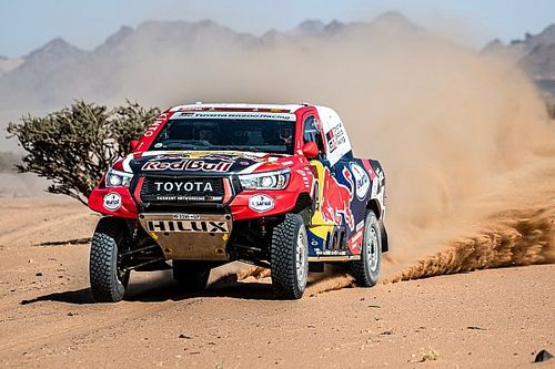 Dakar 2020, Stage 9: Al-Attiyah wipes out Sainz's lead