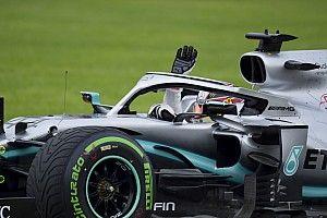 La F1 se tourne vers l'écologie, Hamilton approuve