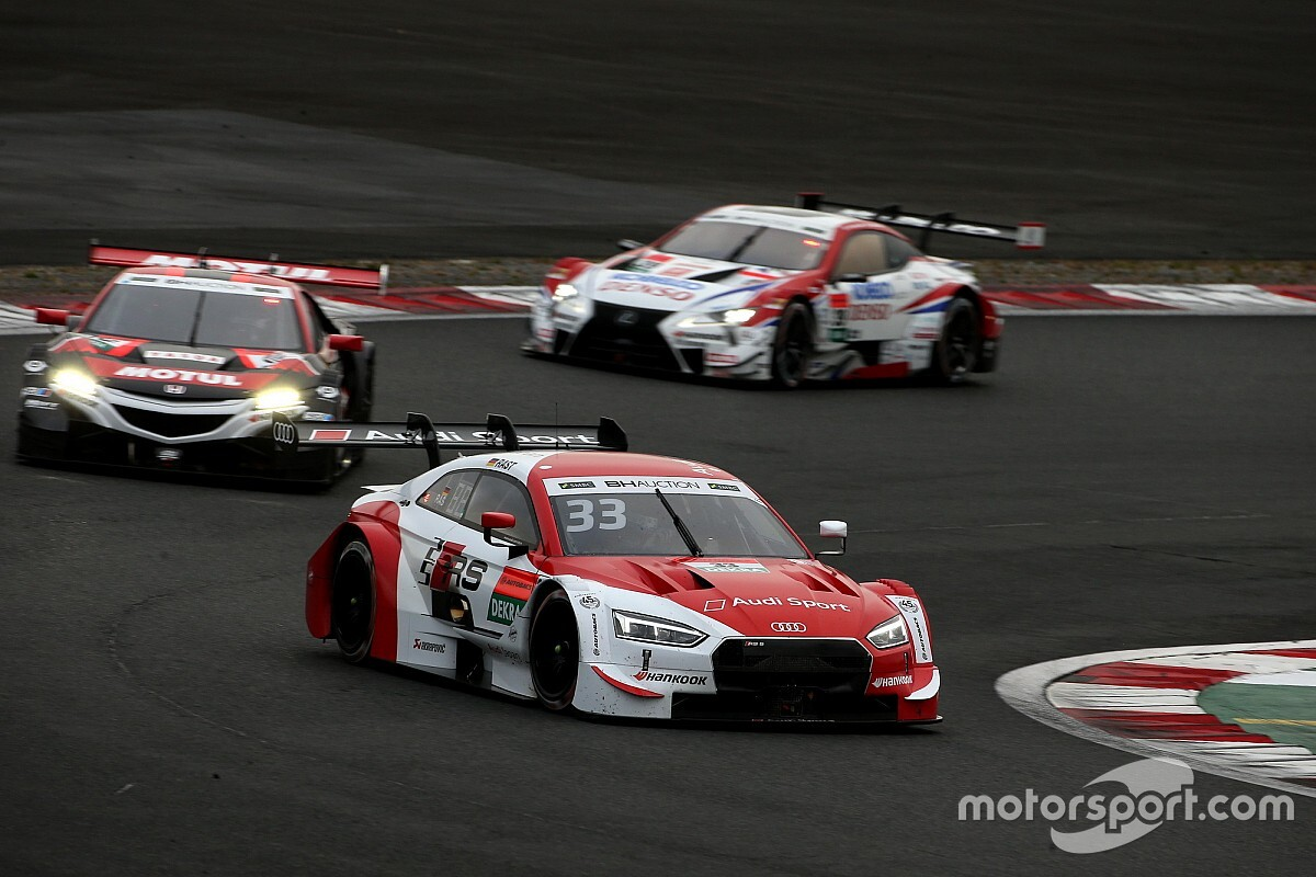 Audi: Financial hurdles doomed Japanese Class One tie-up
