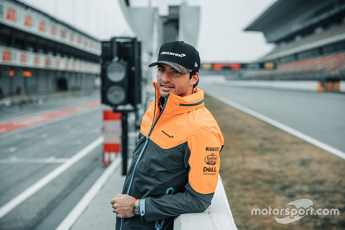 "Binotto: Sainz encaja ""a la perfección"" en Ferrari"