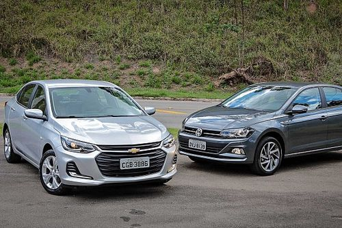 Comparativo: Chevrolet Onix Plus surpreende VW Virtus no primeiro teste