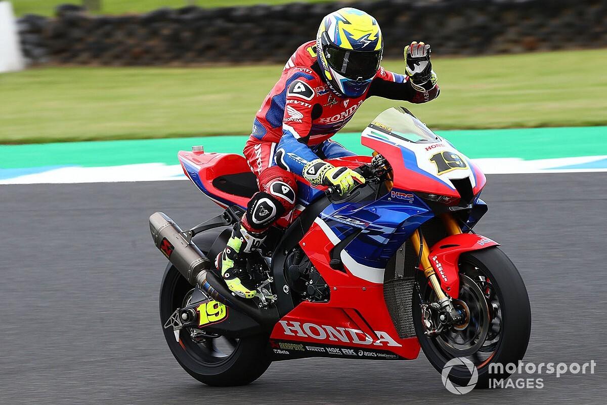 """Bautista : """"Avec Honda, j'ai l'impression d'être en MotoGP"""""""