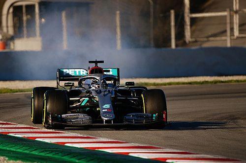 Hamilton zmartwiony problemami Mercedesa