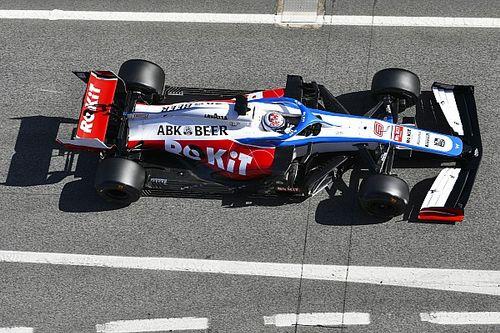 """Williams: ter corridas em 2020 é """"absolutamente crucial"""" para equipe"""