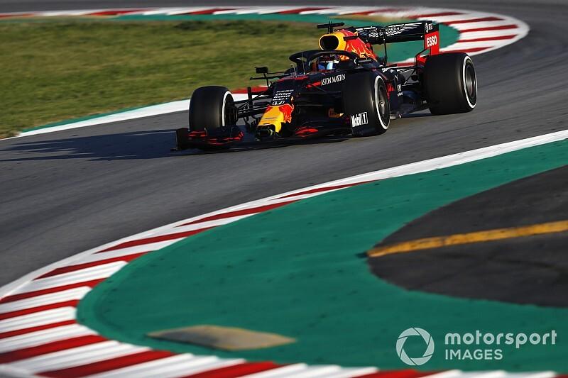 Albon: El nuevo Red Bull es más manejable que el anterior