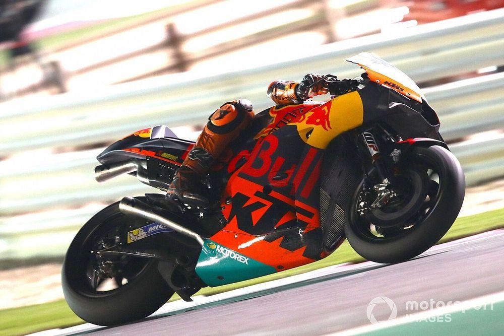 KTM no modificará el propulsor de su moto; Aprilia, sí