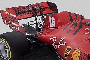 Ferrari: la SF1000 è sempre opaca, con meno nero e numeri retrò