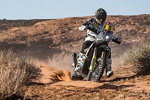 Quintanilla logra su primera victoria en el Dakar 2020 en la etapa 9