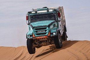 Главный соперник КАМАЗа на «Дакаре» ушел из гонок