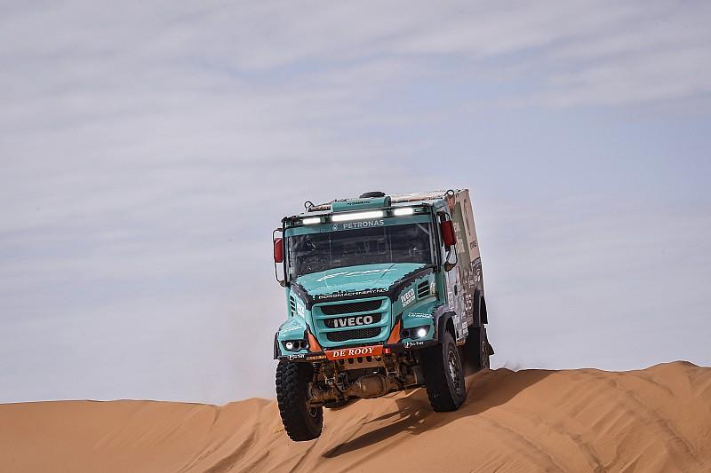 """Team de Rooy naast podium in Dakar 2020: """"Blijven ontwikkelen"""""""