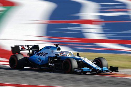 Russell: Redresser Williams prend plus de temps que prévu