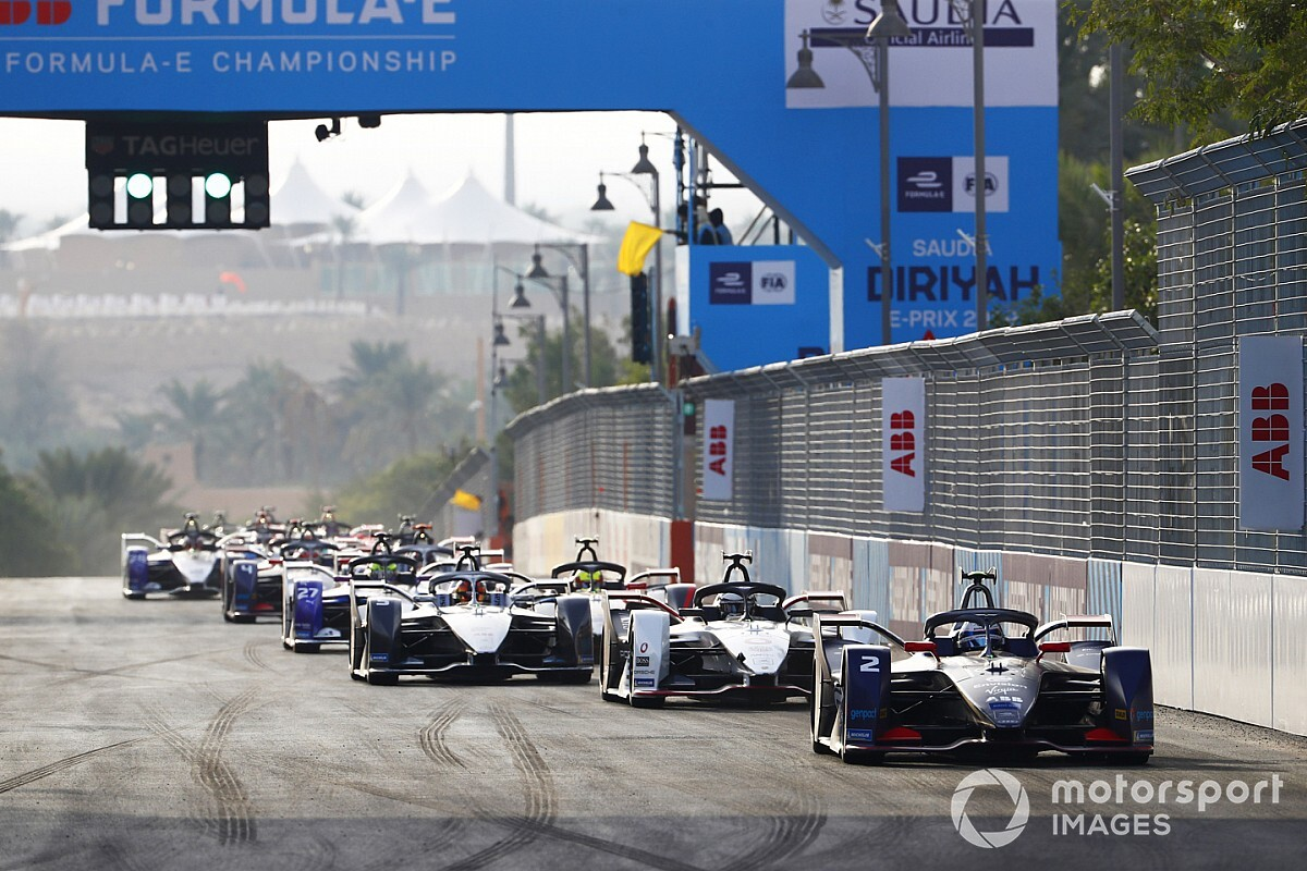 Saudi Arabia Formula E races to go ahead as planned