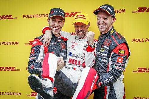 Wzruszające pole position dla Monteiro