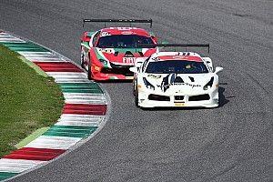 Ferrari, North America, Gara 1: MacNeil precede Hites con giallo