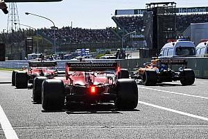Ferrari, Meksika'da zafer hedefliyor