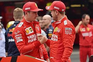 Leclerc y Vettel, optimistas en México