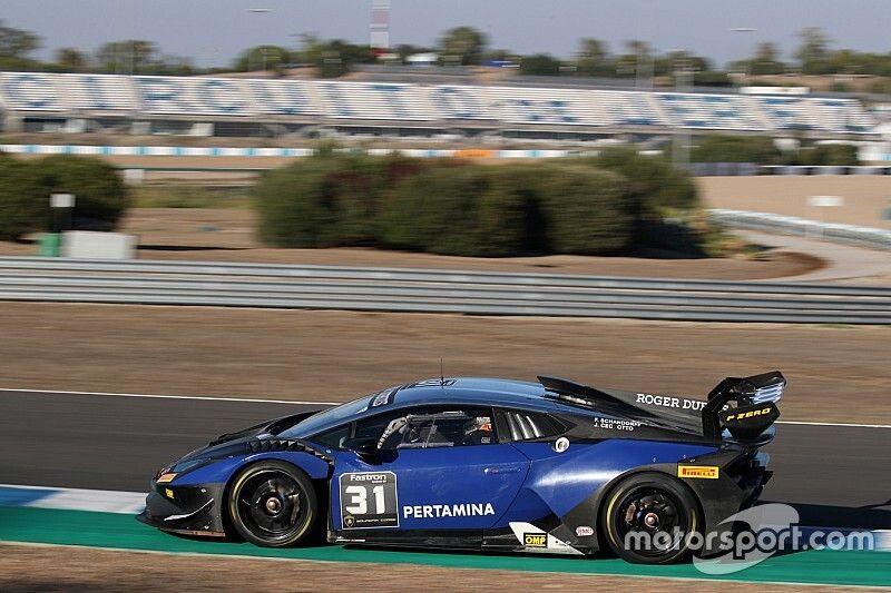 Super Trofeo Jerez: Schandorff se lleva el título en el descuento