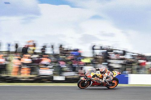 Volledige uitslag race MotoGP GP van Australië