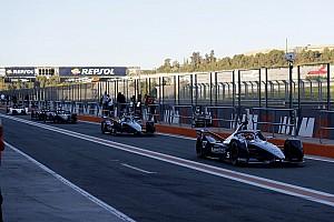 Mercedes górą w symulacji wyścigu