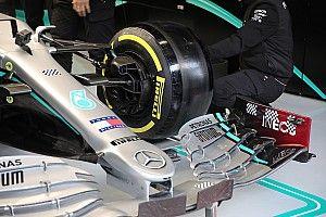 Спиралевидные ребра, пилоны и T-крыло. Посмотрите на пиршество аэродинамики в Формуле 1