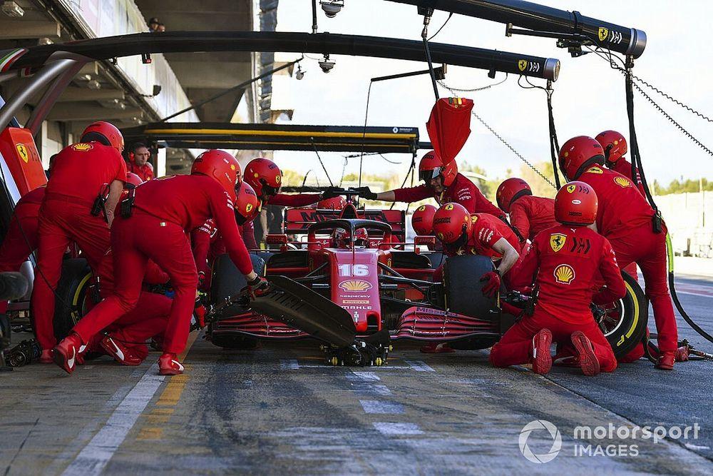 Ferrari: New restrictions won't slow down F1 pitstops
