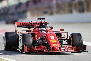 Vettel over geld in topsport: F1 is bij vlagen een verwend circus