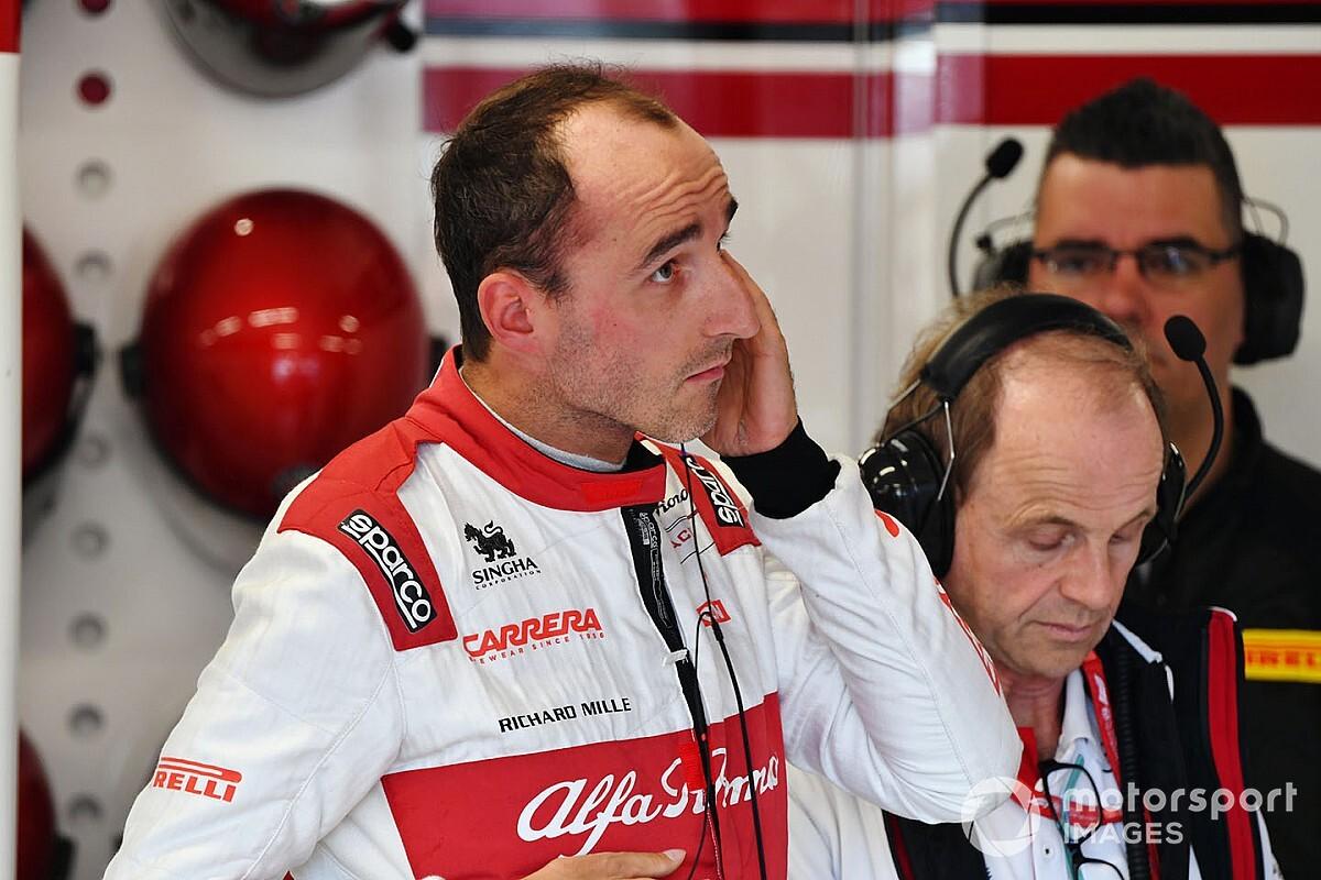 Kubica lehet a kulcs az Alfa Romeo fejlődéséhez