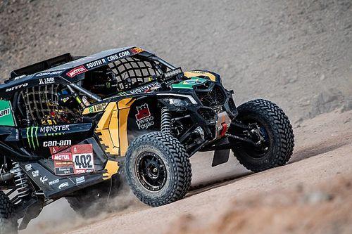 Dakar: Pedras já 'vitimaram' cerca de 500 pneus, diz brasileiro