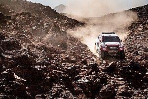 """Alonso ya piensa en una """"mágica"""" victoria de etapa en el Dakar"""