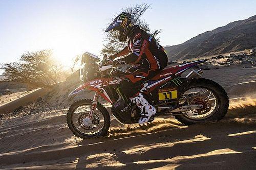 Dakar, Moto: Sunderland penalizzato, la tappa va a Cornejo
