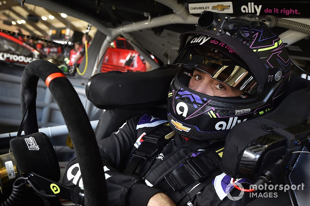 NASCAR drivers split with helmet designer over social media posts