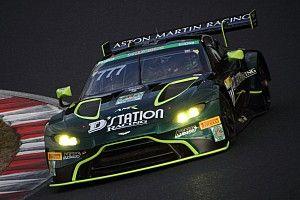 最終戦岡山 予選:777号車D'station Vantage GT3が2戦連続PP
