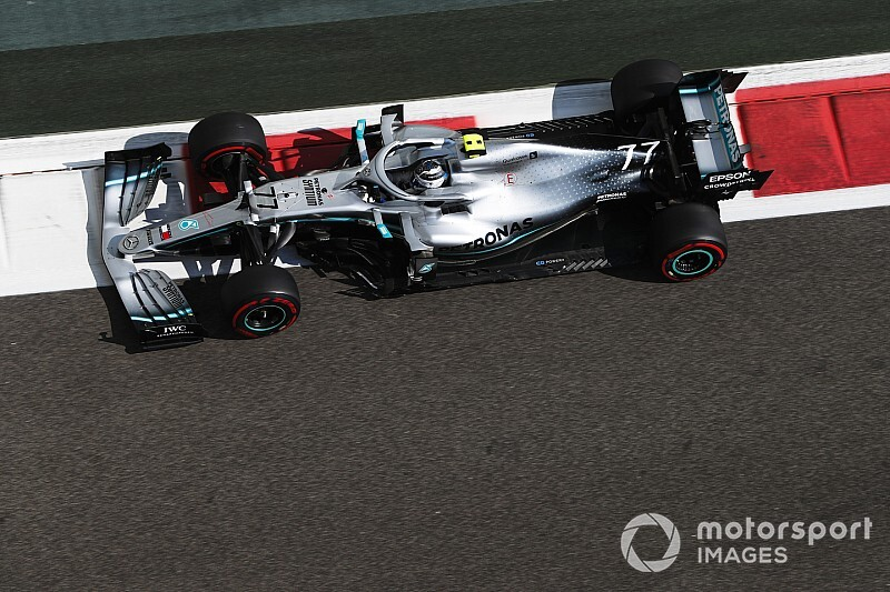 Mercedes: Bottas, power unit KO. La 5 sarà meno estrema