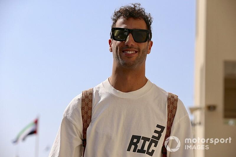 Így táncol Ricciardo az idei utolsó F1-es futam előtt: videó