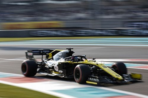 Ricciardo nie pomógł Renault