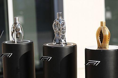 Los perfumes de la F1