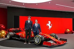 Ferrari: tutte le verità di Binotto sugli errori 2019