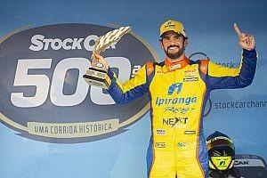 Stock Car: Camilo chega a Interlagos em busca de título e recorde