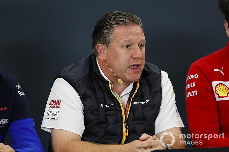 A McLarent is megdöbbentette a Rich-ről szóló híresztelés