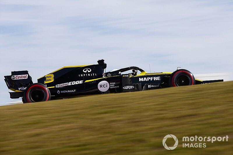 Ricciardo: Renault pensait en avoir fini avec les 14e places