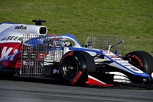 Az új Williams nem minden problémára jelent megoldást