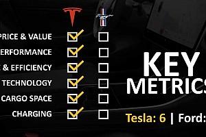 Videó: Egy Tesla Model Y-ba, vagy egy Ford Mustang Mach-E-be éri meg jobban beruházni?