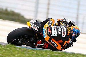 Test Moto2 Losail, Giorno 1: Navarro al top, Bastianini terzo