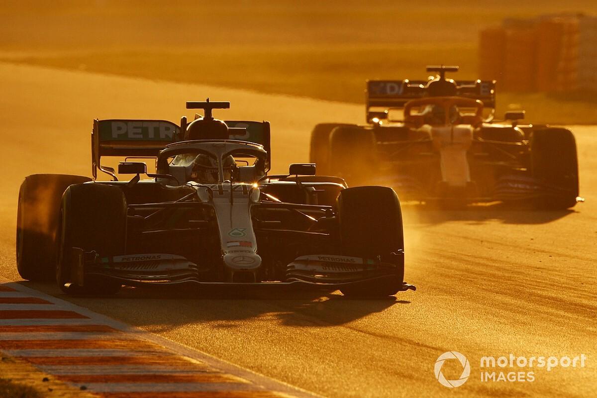 扎克·布朗:F1准备好重启但会遇到问题