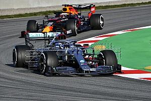 Barcelone, J1 - Mercedes en tête, Red Bull enchaîne