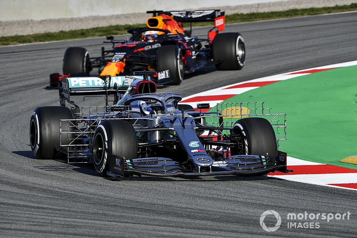 Red Bull appelle Mercedes à revoir sa position sur la grille inversée