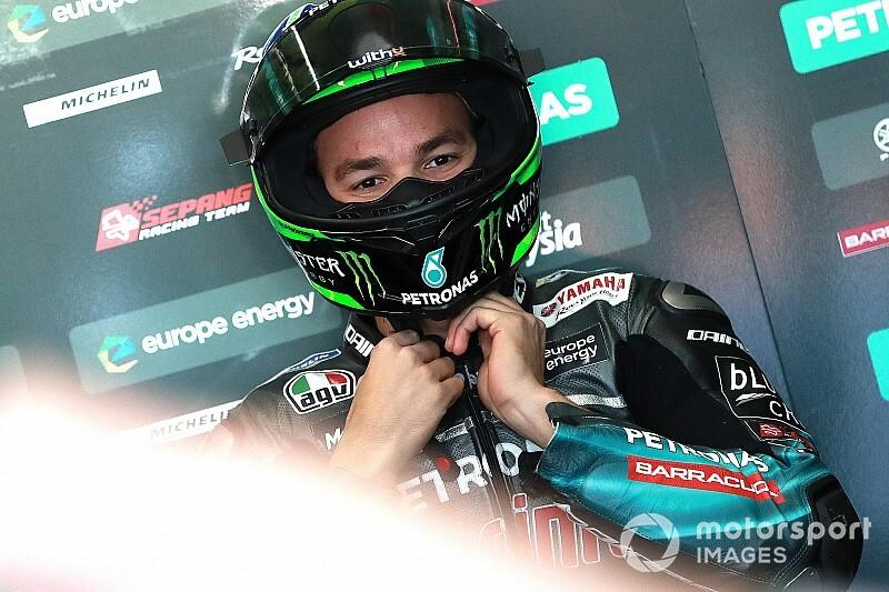 """Morbidelli: """"Sarebbe importante provare il motore nuovo a Jerez"""""""