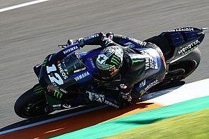 MotoGP, Test Valencia, Giorno 2: Yamaha ancora al top con Vinales