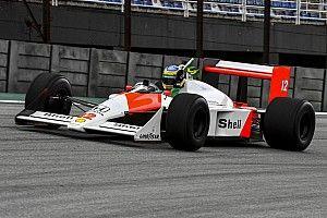 'Senna sigue en carrera', por Mauricio Gallardo